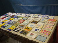 200 Artists' Books on the move and Wexford Artists Book Collection visit Skibbereen Arts Festival 2015