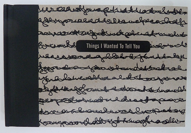 Kristen Merola, Things I Wanted To Tell You, Preacher's Biscuit Books, 2010