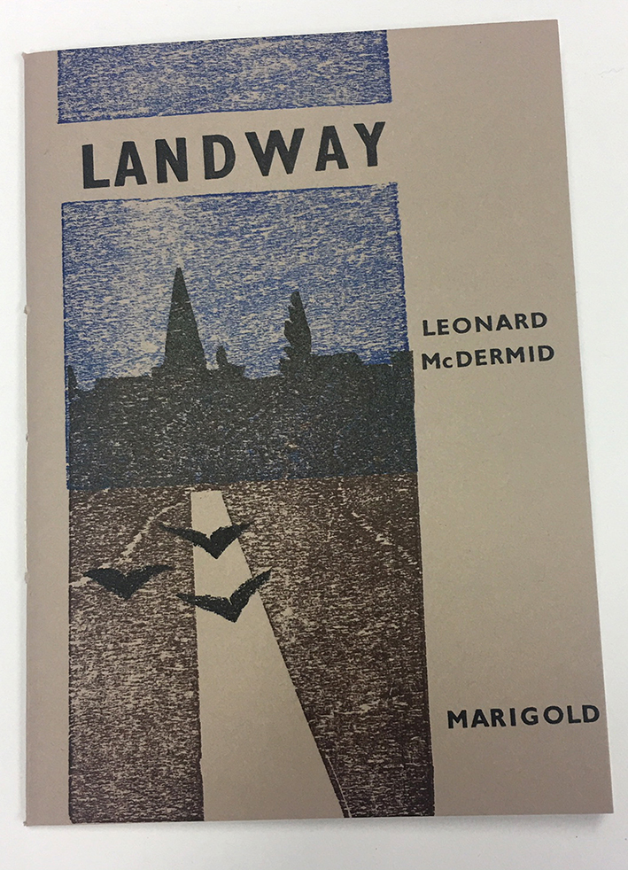 Leonard McDermid, Stichill Marigold Press