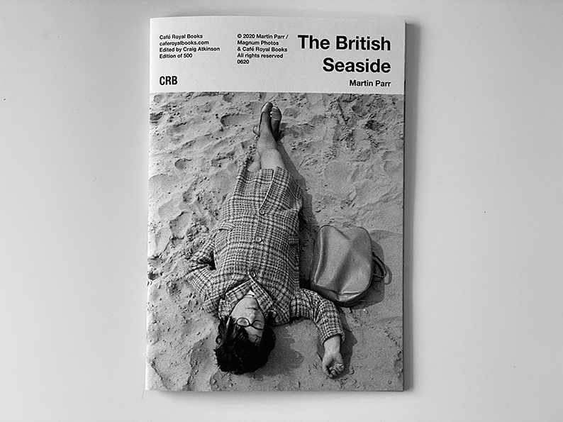 The British Seaside, Martin Parr, Café Royal Books