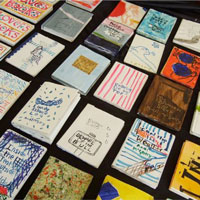 200 artists' books by Andi McGarry