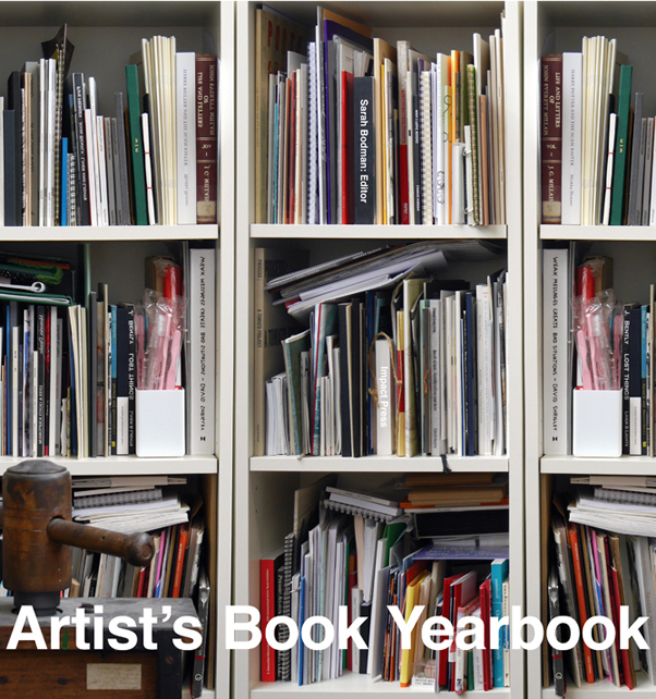 Artist's Book Yearbook 2016 - 2017