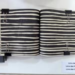 One of the artists' books by Mário Azevedo on show at the Biblioteca Viva in Belo Horizonte, Oct-Nov 2013.