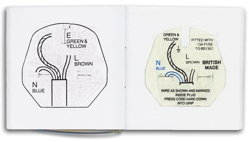 Die Cut Plug Wiring Diagram Book : Cfpr book arts new wave artists publishing in the st
